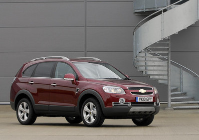 2010 Chevrolet Captiva LTZ Pricing chevrolet captiva ltz 2